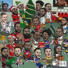 Garz420 : Merry Christmas! 2017 #fantasybasketball