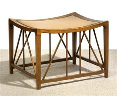 Josef Frank, 1941 Josef Frank, Maker, Woody, Bar Stools, Museum, Classic, Design, Furniture, Home Decor
