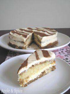 Apple & Spice: The Cake Slice January 2012: Tiramisu Cake