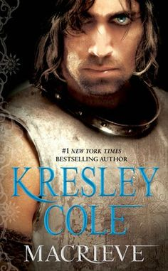 Romancing the Readers: Review: MacRieve by Kresley Cole
