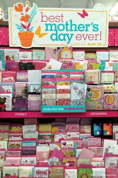 American Greetings One Stop Shop Mother's Day at Walmart #BestMomsDayEver