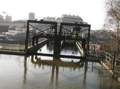 Anderton Boat Lift walk