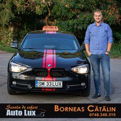 #AutoLUX #SatuMare #instructor #auto #permis #CatB #CatBE #BMW #F20 #1series #SM33LUX #CatalinBorneas Bmw