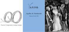 Nuestro compromiso contigo siempre♥ Par argollas de matrimonio Macizas de oro 14K $6,790 todo el mes de Enero 2014... #promociones #argollasdematrimonio #bodas #añonuevo #martes #compromiso #eshoradedisfrutar #anillodecompromiso