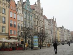 Onnistain - traveling to Gdansk, Poland Gdansk Poland, Traveling, About Me Blog, Street View, Life, Viajes, Trips, Travel