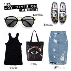 Our Week Favorites by Joy Division