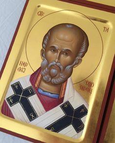 Byzantine Icons, Christian Art, Ikon, Troops, Vignettes, Nostalgia, Saints, Contemporary, Cards