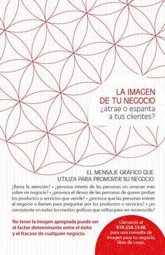 Diseños que Provocan... by Carmen R. Lebrón Anaya: LA IMAGEN DE TU NEGOCIO ¿atrae o espanta a tus cli...