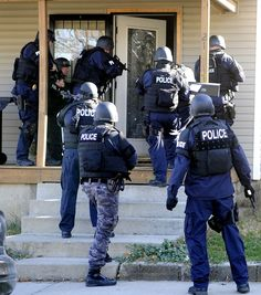 """Man's Home Raided by Police for Paying Cash. Mr. Syvertsen is suing the police for compensation. In the meantime, his experience with such lawless and arbitrary police conduct makes him feel unsafe in his own home and leaves him wondering """"How low the threshold is supposed to be for police to intrude into private homes""""? Well Mr. Syvertsen,as in the case of any government war against its own people (e.g., the War on Drugs, the War on Terror etc.) the threshold is very low indeed."""