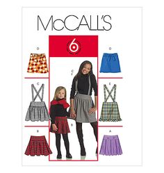 Girl's skirts - possible uniform...even make into a jumper?