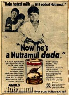 Amul's Nutramul Ad. Does the kid look like Jugal Hansraj? Join us at http://www.turtok.com/