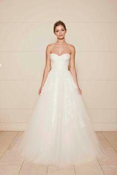 Ballerina Bridal Beautiful   ZsaZsa Bellagio - Like No Other LisaGowing.com