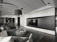 空间层叙_近境制作|唐忠汉设计师-室内设计,空间设计,样板房设计,会所设计
