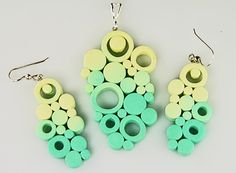Kristie Foss Creations: Clay Playing in Circles
