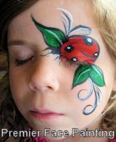 Premier Face Painting Louisville KY -Face Painting, Balloon Twisting, Airbrush Temporary Tattoos