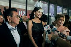 Government officials, celebrities, other VIPs attend Miss U Governor's Ball