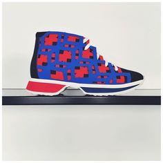 The TURBO GRID Men's sneaker for Summer 2015. An ultra-urban basketball shoe.