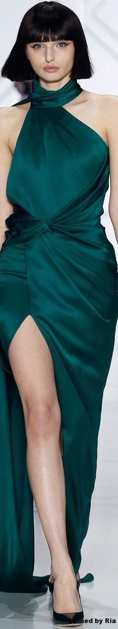 Ralph & Russo Spring 2017 Couture l Ria
