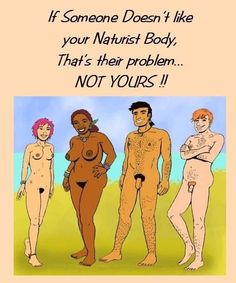 Sorry, Cave dwellers nudist apologise