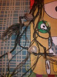 Mascara India con Material Reciclado: http://www.manualidadesinfantiles.org/mascara-india-con-material-reciclado/