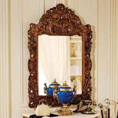 Found it at Wayfair - Chateau Gallet  Wall Mirror