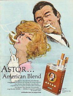 Publicité-Advertising-1965-Cigarettes-ASTOR-American.jpg (305×400)