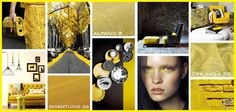 #Color #Inspiration #Yellow #Interiordesign