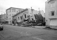Loma Prieta, California, Earthquake October 17...  What to do in an earthquake
