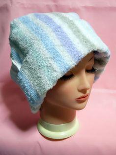 タオル帽子の作り方 - 医療用ウィッグを作る美容師JUNのブログ♪ 三重県津市
