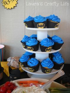Batman Party ideas including games, decorations, crafts, and printables!
