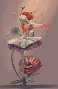 Tutu of the Princess by lord-phillock.deviantart.com on @DeviantArt- CLS