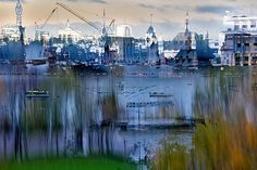 Tate to Thames II - Contemporary photography by Michael Lee