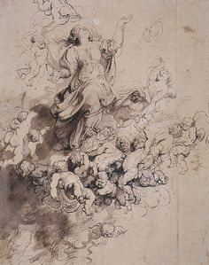 Rubens Drawings | Masters: Rubens' Drawings: The Marks of a Prolific Master