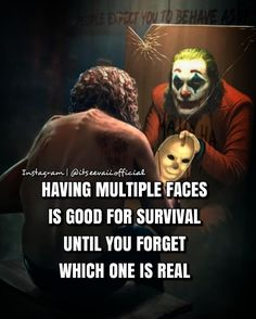 Do you Agree ???? Comment your views...... and Follow this beautiful page :- ... @its.eevaii.official  @its.eevaii.official… Heath Ledger Joker Quotes, Best Joker Quotes, Joker Heath, Badass Quotes, Joker Qoutes, Crazy Quotes, True Quotes, Words Quotes, Motivational Quotes