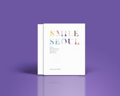 Hyojeong Lee on Behance Book Cover Design, Book Design, Layout Design, Print Design, Graphic Design, Corporate Invitation, Corporate Brochure, Brochure Design, Portfolio Layout