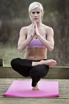 Yoga can improve your memory? Check out these poses that will help balance your mind and body!