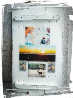 Deco-bord: Vakantie | Karin's Deco Atelier