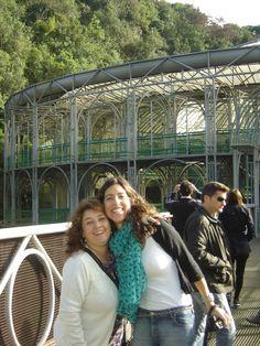 Rampa de acceso a la Opera de Alambre (Arame)