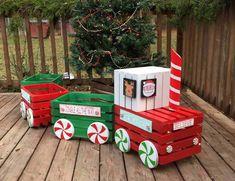 Outside Christmas Decorations, Christmas Lights, Holiday Decor, Snowman Decorations, Christmas Candles, House Decorations, Christmas Train, Christmas Crafts, Christmas Holiday