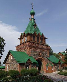 Pühtitsa Convent