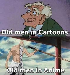 See there is a difference in anime and cartoons . Screamed the Otaku. No there's not says the non Otaku. Then the Otaku slow get book and Maka chops their ass. Anime Meme, Anime Vs Cartoon, Me Anime, Funny Anime Pics, I Love Anime, Otaku Anime, Anime Stuff, Old Man Cartoon, Really Funny Memes