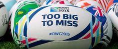 Heineken impacta en la Copa del Mundo de Rugby