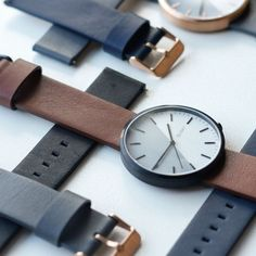 Make a minimalist statement with #lehftwatches