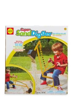 Alex Toys Active Play Super Sand Digger - Multi - No Size