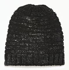 Painted Slouchy Beanie - Kenneth Cole