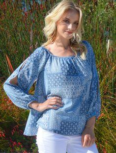 Crystal Dress - Blue