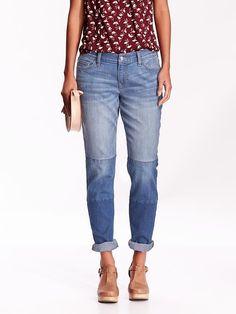 Women's Boyfriend Skinny Ankle Jeans  (Wanting these soooo bad!!!)