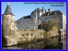 LES PLUS BEAUX CHATEAUX<br>DE LA LOIRE-ATLANTIQUE<br>(44)