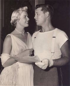 Doris Day & Gordon MacRae
