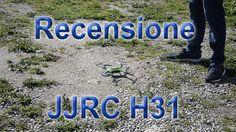 Recensione JJRC H31 - Il drone economico resistente all'acqua